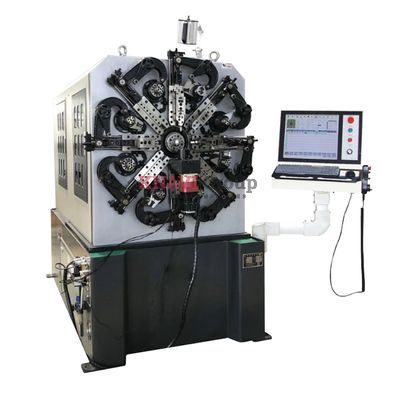 4-axis CNC spring forming machine