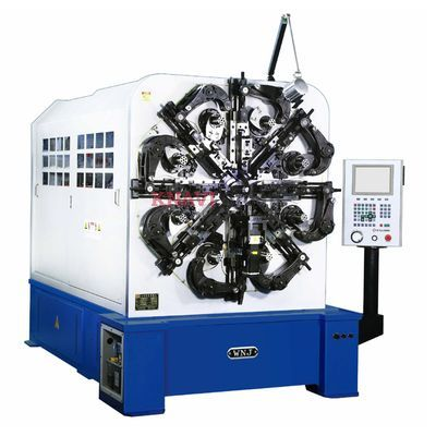 5-axis CNC spring forming machine