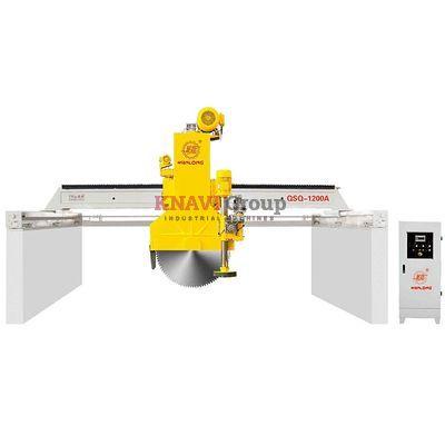 Disc-saw stone cutting machine
