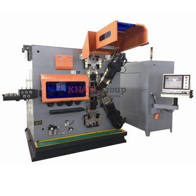 6-axis CNC spring coiling machine
