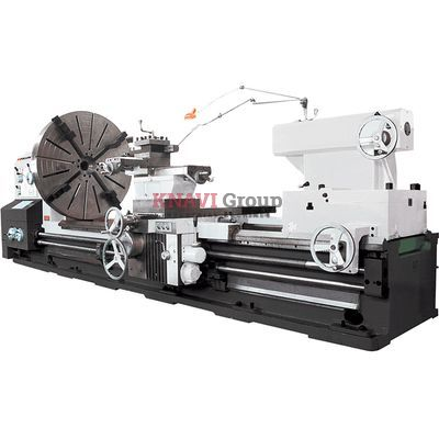 Heavy-Duty Horizontal Lathe