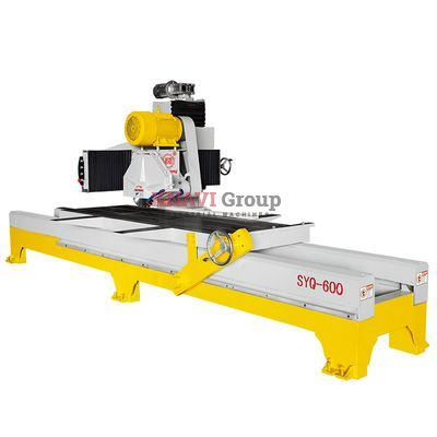 Manual stone edge cutting machine