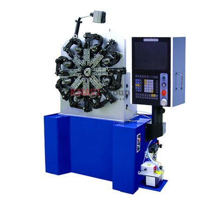 3-axis CNC spring forming machine
