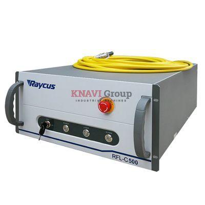 Single module CW Fiber Laser