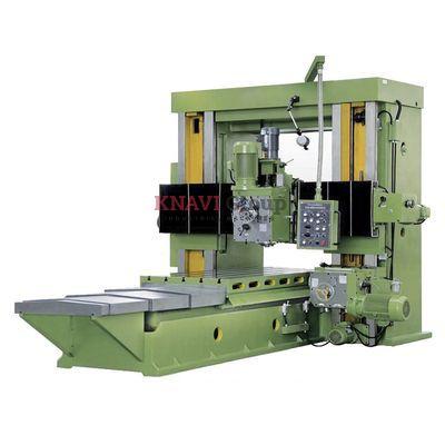 Light plano milling machine