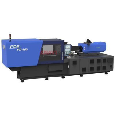 Servo-Hydraulic Injection Molding Machine