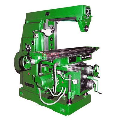 Conventional knee-type milling machine
