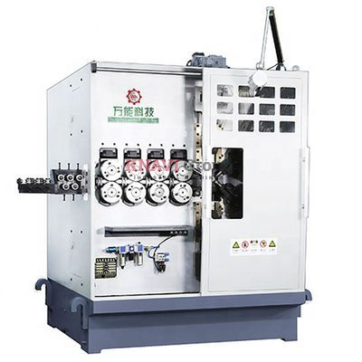 5-axis CNC spring coiling machine