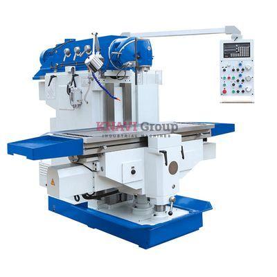 Ram-type milling machine