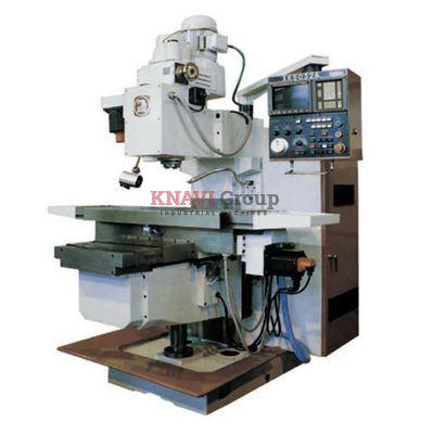 CNC Vertical knee-type milling machine
