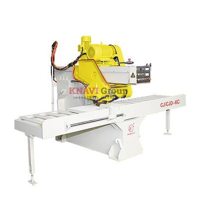 Cut-to-size tile sawing machine