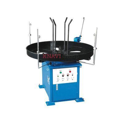 Spring machine automatic wire feeder