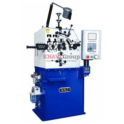 3-axis CNC spring coiling machine
