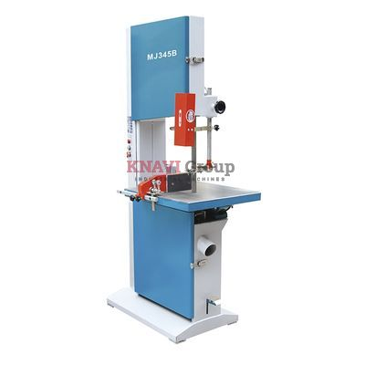 Wood cutting band saw
