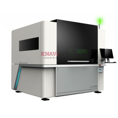 Широкоформатный оптоволоконный лазерный станок