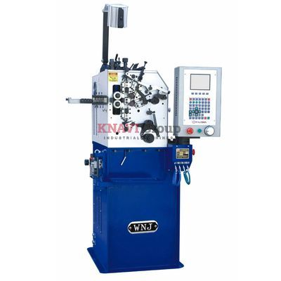 2-axis CNC spring coiling machine