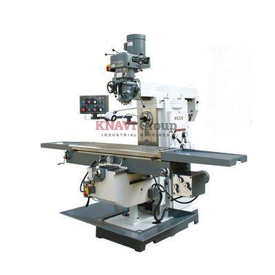 Turret-type universal milling machine